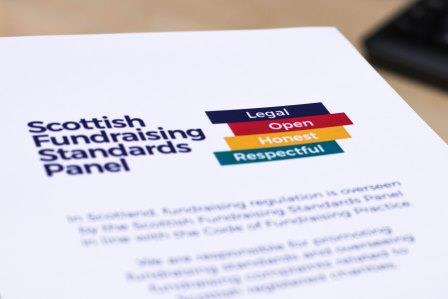 Scotland's fundraising standards Panel has new Chair